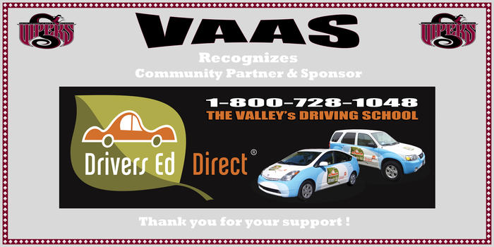 BECOME A VAAS SPONSOR